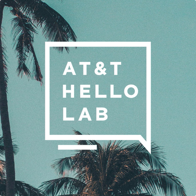 AT&T Hello Lab Website Development