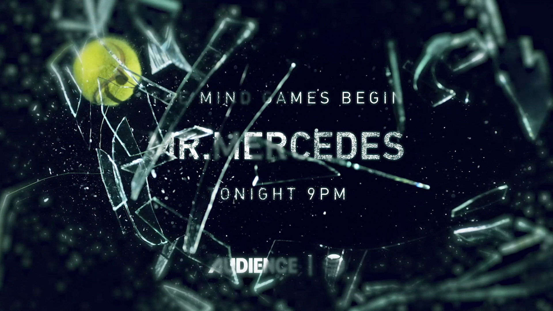 Mr Mercedes Social Media Promotional Animation